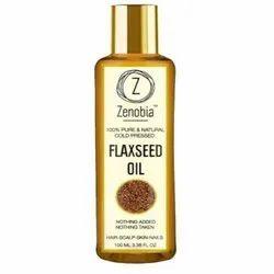Zenobia Flaxseed Hair Care Hair Oil