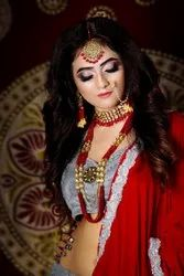 Jewelry And Makeup Photo Shoot