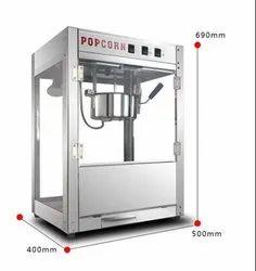 SS Popcorn Machine