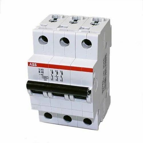 MCB Switch - ABB MCB Switch S203-B40 Wholesale Trader from