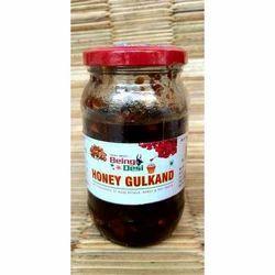 Natural Honey Gulkand, Packaging: 400 gm