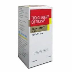 Glucomol  0.5 % Eye Drop Timolol