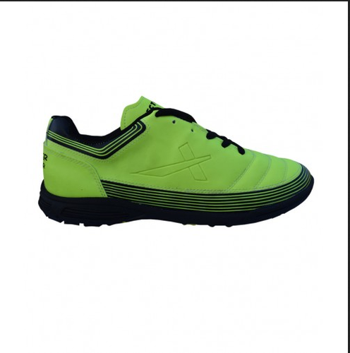 a80107102562 Vector X Chaser Indoor Football Shoes Green Black (belco95)
