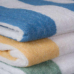 Cabana Stripe Towels