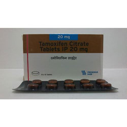Tamoxifen Citrate Tablets IP Nolvadex, Packaging Type: Box And Strip