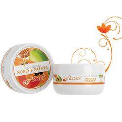 Honey Papaya Face Scrub
