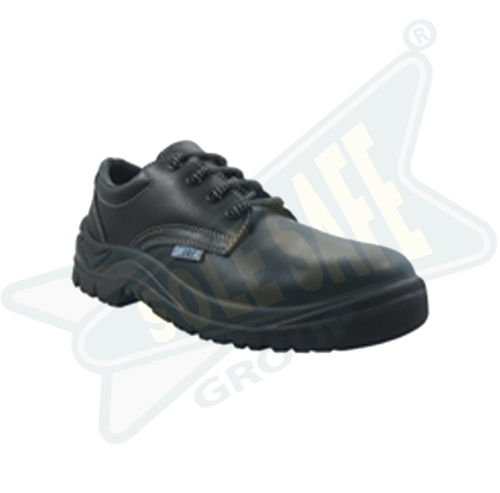 All Sizes Black Smelt Safety Shoes
