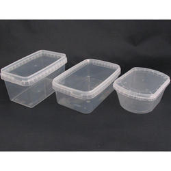 Plastic Ring Lock Container