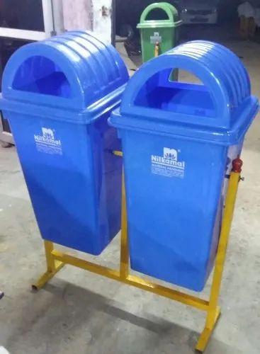 100 Ltr Plastic Dustbin