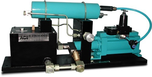 Standard Steel Compressed Air Operated Hydraulic Power Pack