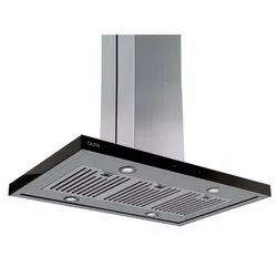 Glen 6052 Touch Sensor Electric Island Kitchen Chimney