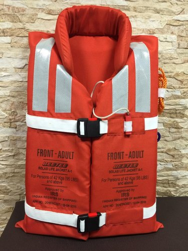 Life Jacket Solas/irs Approved