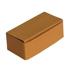 Brown 5 Ply Corrugated Paper Box