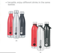 Dribble - Derby Water Bottles - 500 Ml