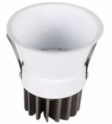 Round LED Spot Light (Anti Glare Safe For Your Eyes ), Model Name/Number: Model Ie-vg-ag