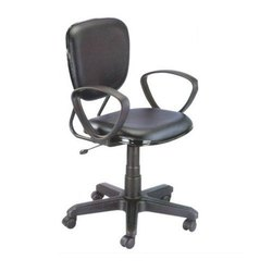 Low Back Revolving Cyber Chair