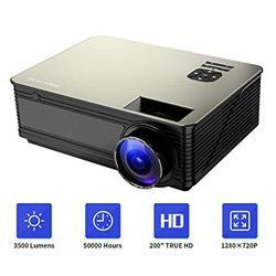 M5 4000 Lumen LED Projector