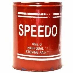 Liquid Red Oxide Zinchromate Metal Primer, Brush