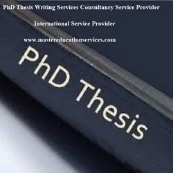 Delhi PhD Thesis Writing Services Consultancy