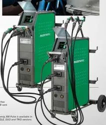 Migratronic Auto MIG 300I Pulse Welding Machine For Industrial, Current: 200-300 A