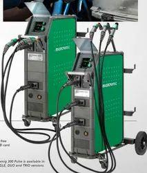 Migratronic Auto MIG 300I Pulse Welding Machine