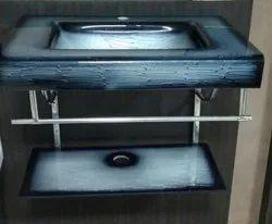 Glass Wash Basins