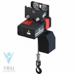 Electric Chain Hoist with Manual trolley, For Material Handling, 415V