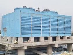 Timber Cross Flow Cooling Tower, Natural Draft, Cooling Capacity: 100 To 2000 Tons