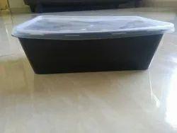 Black Square container
