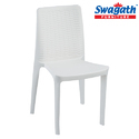 Linea White Chair