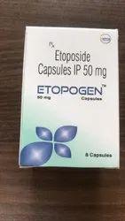 Etopogin 50 mg ( Etoposide)