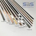 Stainless Steel Decorative Trim Profiles