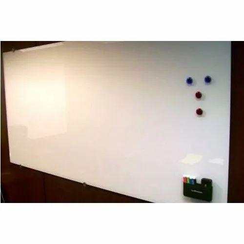 Saint Gobain Multicolor Magnetic Glass, Frame Material: Frameless