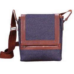 Denim Sling Bag