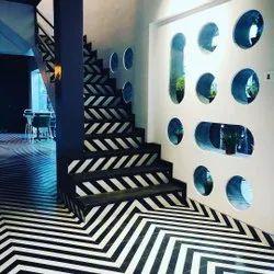 Designer Wooden Stairs
