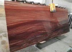 Big Slab Polished Colored Granite, Thickness: 15-20 mm