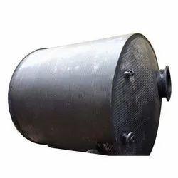 Spiral HDPE Process Tank