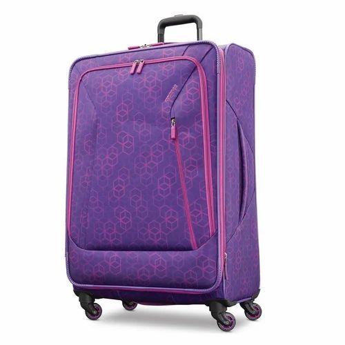 ec3da2aaea American Tourister Large Checked Luggage Bag - American Tourister ...