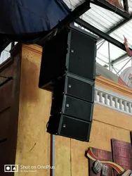 220 V 4+2 Auditorium Audio Systems