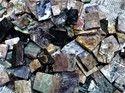 Natural Charoite Stone Slices Unpolished Rough Slices