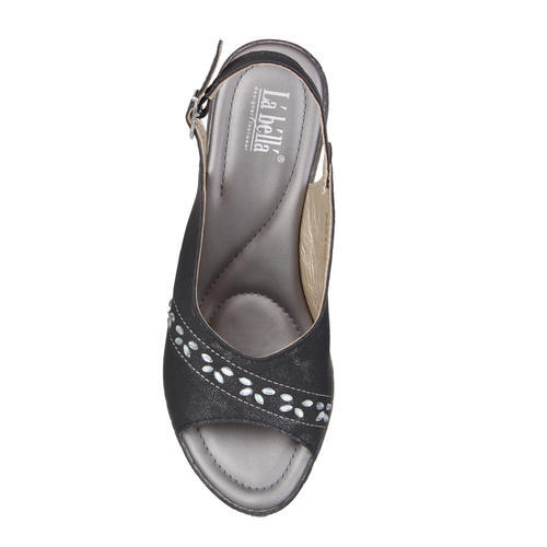 8eea99609 Leather Daily Wear Labella Ladies Sandal