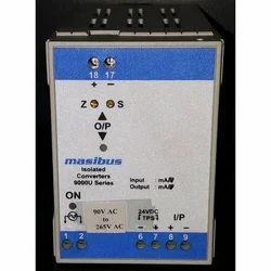 Masibus Signal isolator ( 0-10V to 4-20mA ) ( 9000UMGU2211 )
