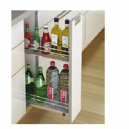 Bottle Pull Out For Cabinet 150mm At Rs 5121 Set Bottle