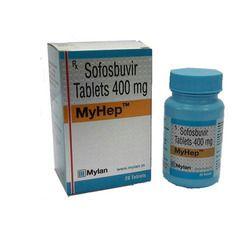 Sofosbuvir 400 mg MyHep Tablets