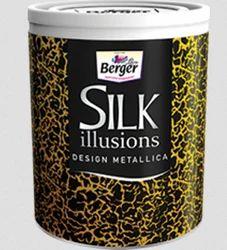 Berger Silk Illusions Design Metallica