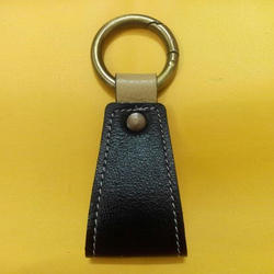 Smart Leather Key Ring