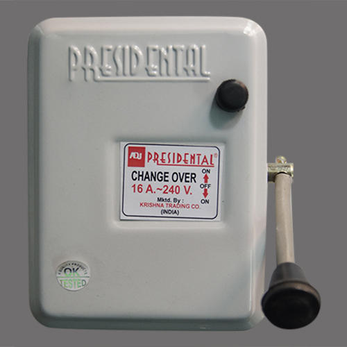 16 Amp Changeover Switch At Rs 250 Piece Changeover