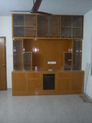 PVC Led TV Unit