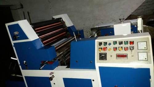 Singal Color Offset Printing Machine - Decent Print Lines