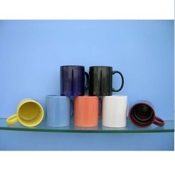 Multi Color Milk Mugs